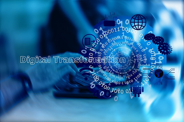 Transformation digitale entreprise